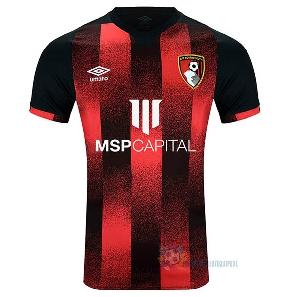 Magasin De Foot umbro Domicile Maillot Bournemouth 2020 2021 Rouge