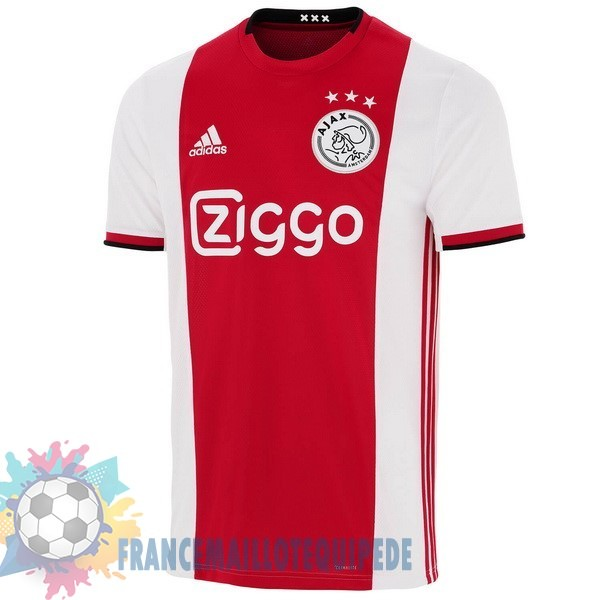 Magasin De Foot adidas Domicile Maillot Ajax 2019 2020 Rouge
