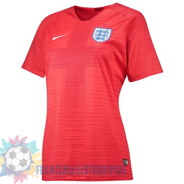 Magasin De Foot Nike Exterieur Maillots Femme Angleterre 2018 Rouge