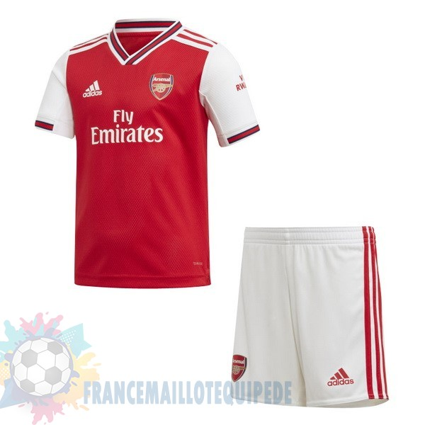 Magasin De Foot Adidas Domicile Ensemble Enfant Arsenal 2019 2020 Rouge