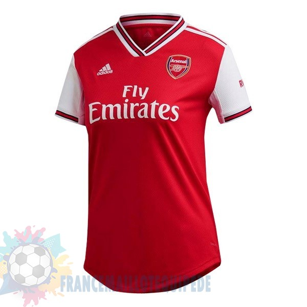 Magasin De Foot Adidas Domicile Maillot Femme Arsenal 2019 2020 Rouge