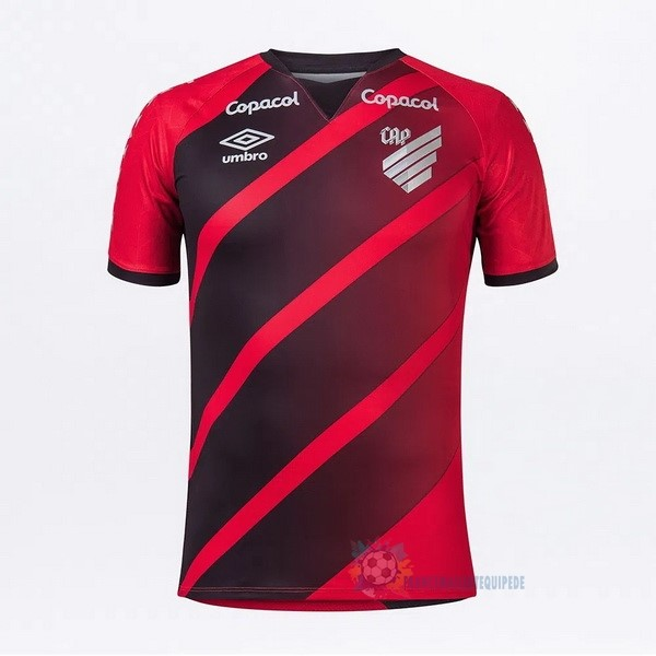 Magasin De Foot umbro Domicile Maillot Athletico Paranaense 2020 2021 Rouge