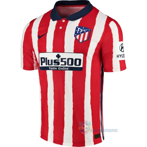 Magasin De Foot Nike Domicile Maillot Atlético Madrid 2020 2021 Rouge