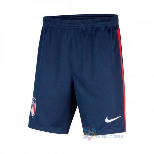Magasin De Foot Nike Domicile Pantalon Atlético Madrid 2020 2021 Bleu