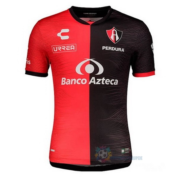 Magasin De Foot Tenis Charly Domicile Maillot Atlas 2020 2021 Rouge