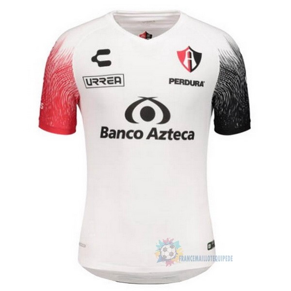 Magasin De Foot Tenis Charly Exterieur Maillot Atlas 2020 2021 Blanc