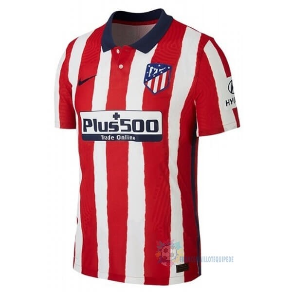 Magasin De Foot Nike Domicile Maillot Atlético de Madrid 2020 2021 Rouge