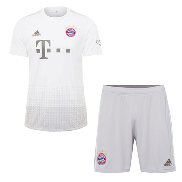 Magasin De Foot adidas Exterieur Ensemble Enfant Bayern Munich 2019 2020 Blanc