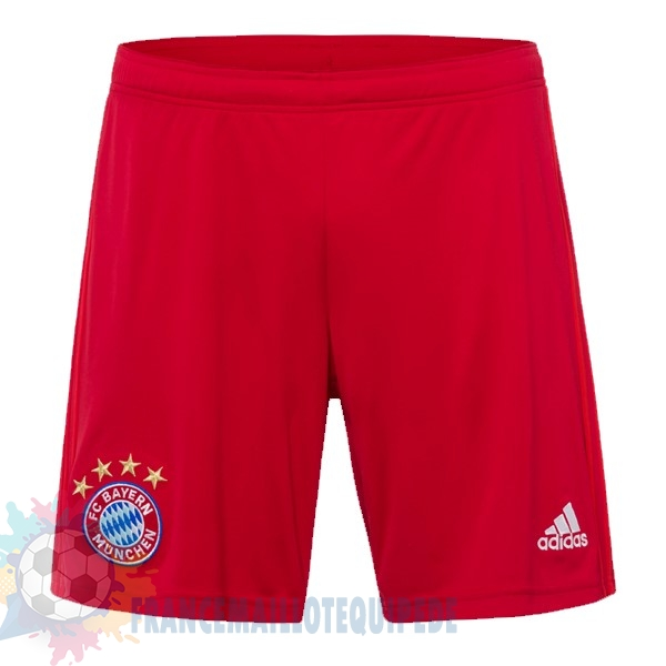 Magasin De Foot adidas Domicile Pantalon Bayern Munich 2019 2020 Rouge
