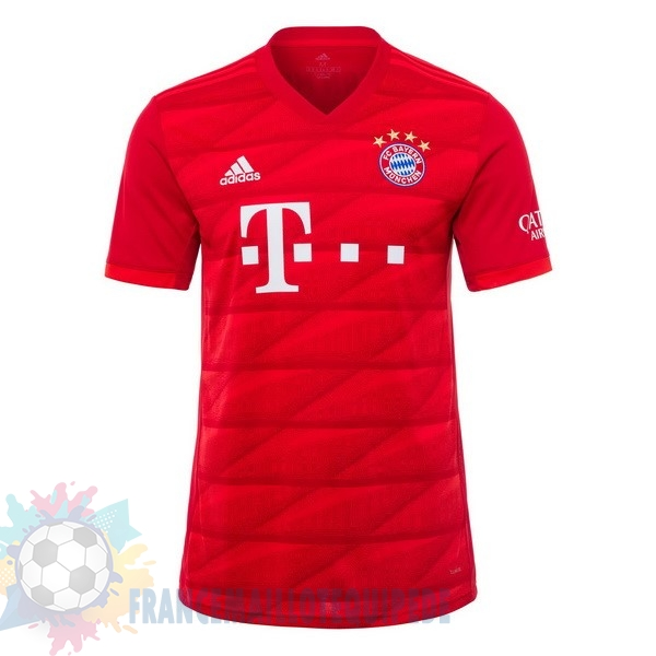 Magasin De Foot adidas Thailande Domicile Maillot Bayern Munich 2019 2020 Rouge