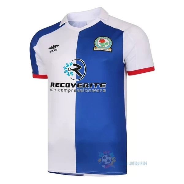 Magasin De Foot umbro Domicile Maillot Blackburn Rovers 2020 2021 Bleu