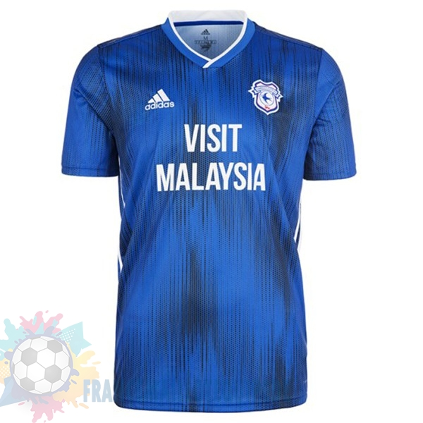 Magasin De Foot adidas Domicile Maillot Cardiff City 2019 2020 Bleu
