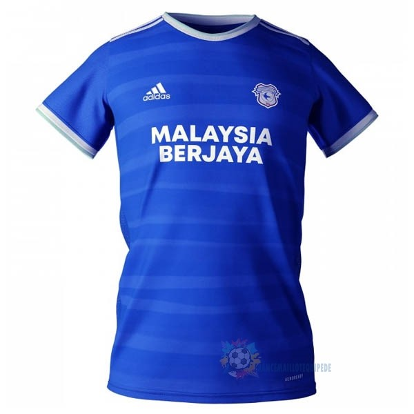 Magasin De Foot adidas Domicile Maillot Cardiff City 2020 2021 Bleu