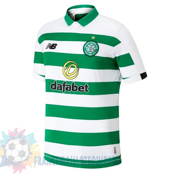 Magasin De Foot New Balance Domicile Maillot Celtic 2019 2020 Vert