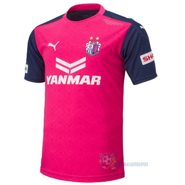 Magasin De Foot PUMA Domicile Maillot Cerezo Osaka 2020 2021 Rose