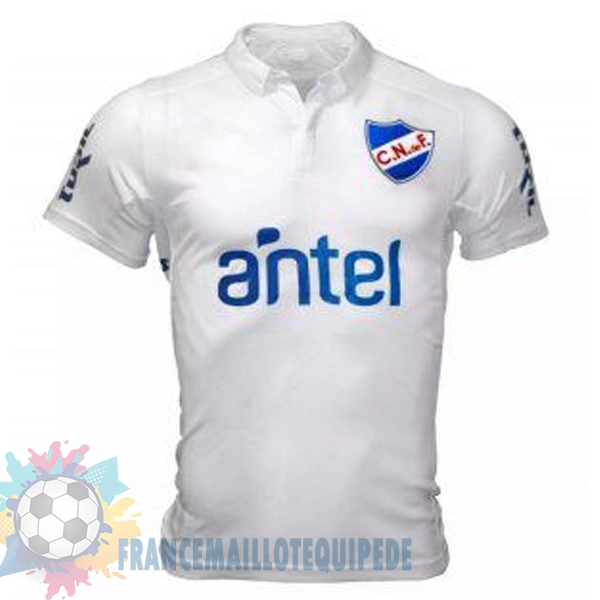 Magasin De Foot umbro Domicile Maillots Club Nacional de Football 2017 2018 Blanc