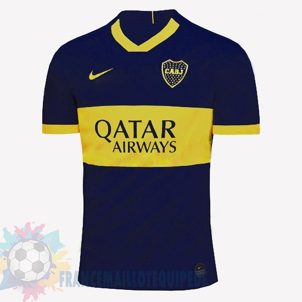 Magasin De Foot Nike DomiChili Maillot Boca Juniors 2019 2020 Bleu