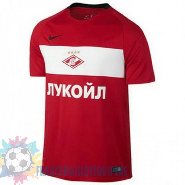 Magasin De Foot Nike Domicile Maillots Spartak Moscou 2017 2018 Rouge