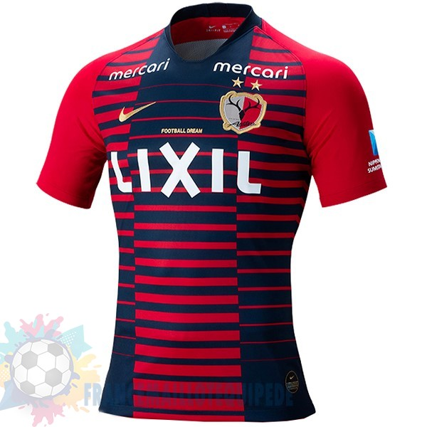 Magasin De Foot Nike DomiChili Maillot Kashima Antlers 2019 2020 Rouge
