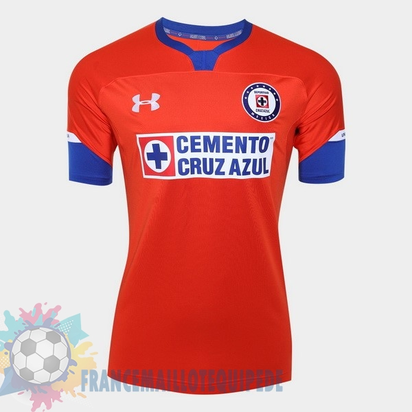 Magasin De Foot Under Armour Third Maillots Cruz Azul 2018-2019 Rouge
