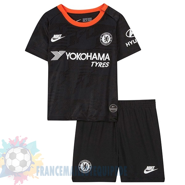 Magasin De Foot Nike Third Ensemble Enfant Chelsea 2019 2020 Bleu