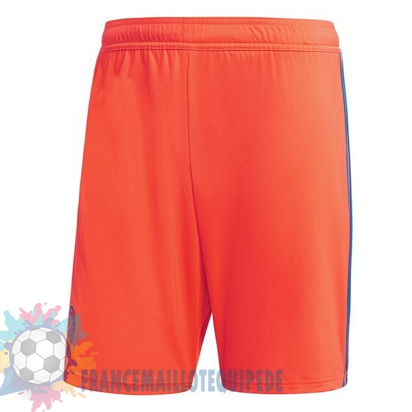 Magasin De Foot adidas Exterieur Shorts Columbia 2018 Orange