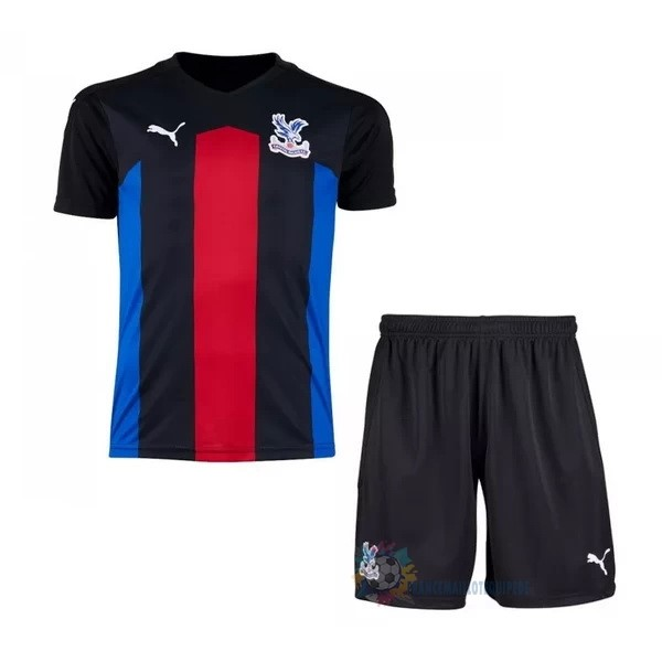 Magasin De Foot PUMA Third Conjunto De Enfant Crystal Palace 2020 2021 Noir
