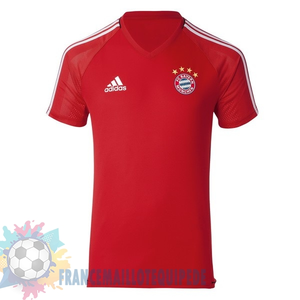 Magasin De Foot adidas Entrainement Bayern Munich 2017 2018 Rouge