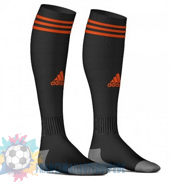 Magasin De Foot adidas Domicile Chaussettes Feyenoord Rotterdam 2017 2018 Noir