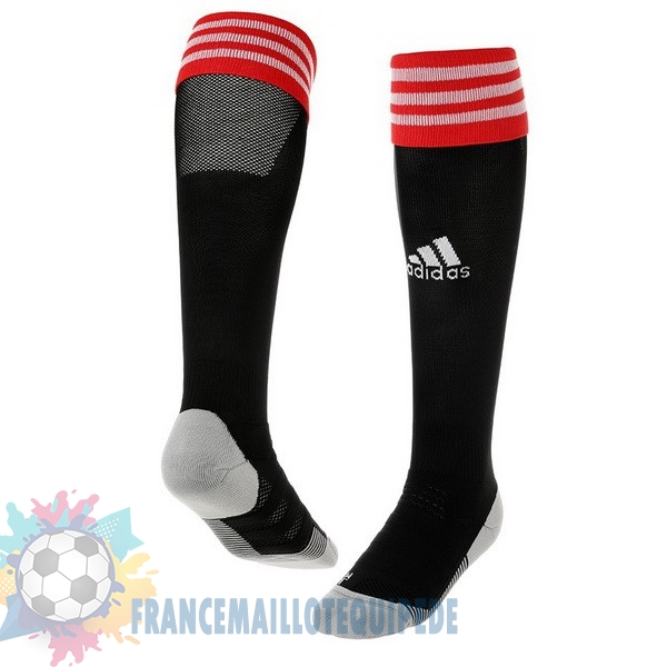 Magasin De Foot adidas Domicile Chaussettes Feyenoord Rotterdam 2018-2019 Noir