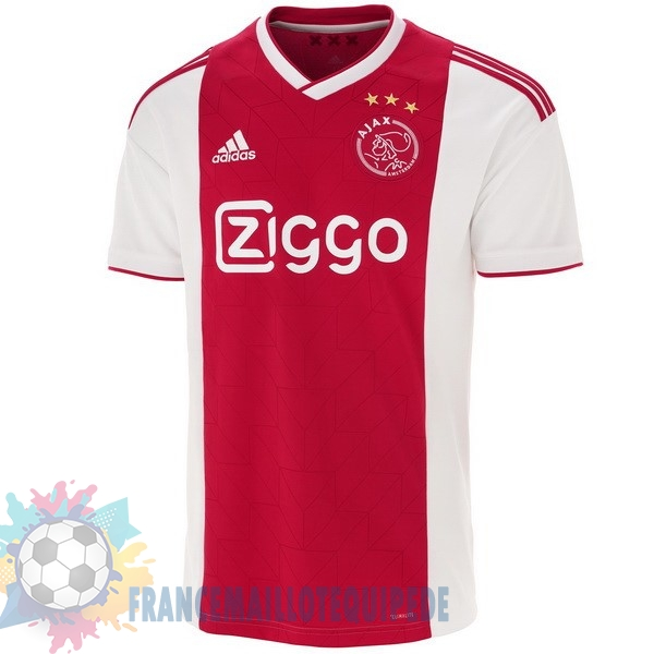 Magasin De Foot adidas Domicile Maillots Ajax 2018 2019 Rouge