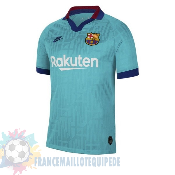 Magasin De Foot Nike Third Maillot Barcelona 2019 2020 Vert