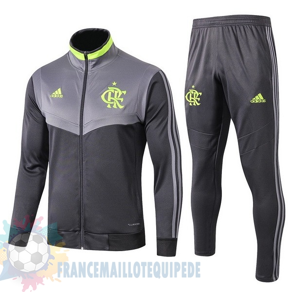 Magasin De Foot adidas Survêtements Flamengo 2019 2020 Gris Clair