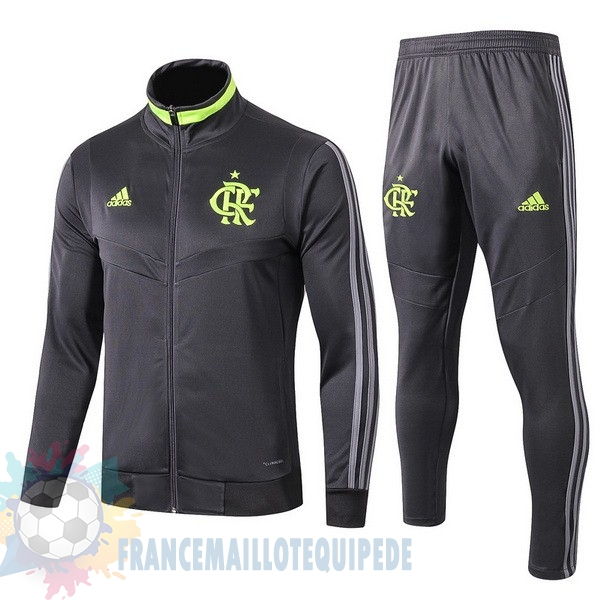 Magasin De Foot adidas Survêtements Flamengo 2019 2020 Gris Marine