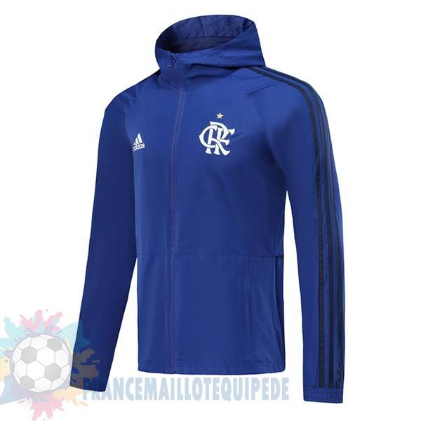 Magasin De Foot adidas Coupe Vent Flamengo 2019 2020 Bleu