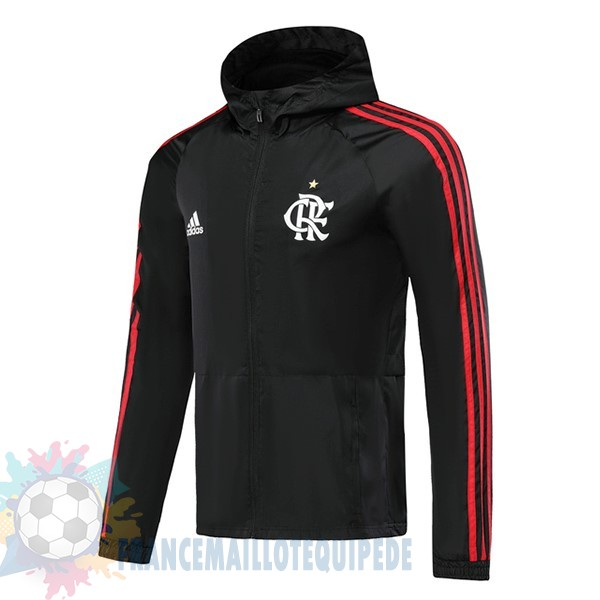 Magasin De Foot adidas Coupe Vent Flamengo 2019 2020 Noir Rouge