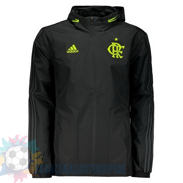 Magasin De Foot adidas Coupe Vent Flamengo 2018 2019 Noir