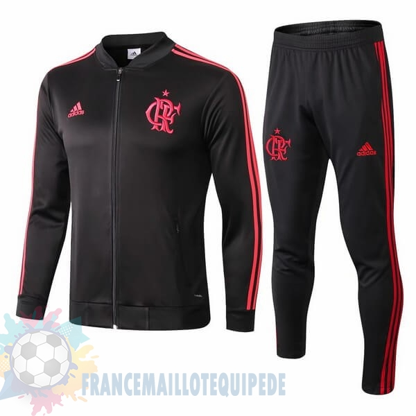 Magasin De Foot adidas Survêtements Flamengo 2018 2019 Noir Rouge