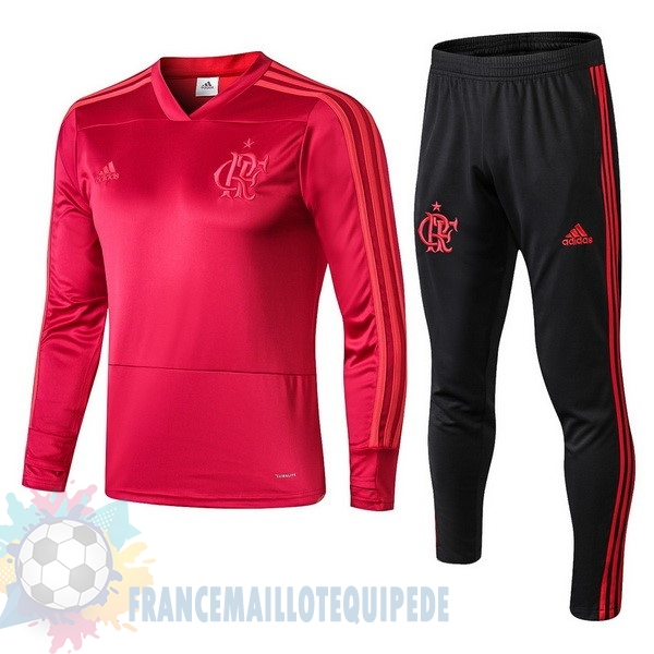 Magasin De Foot adidas Survêtements Flamengo 2018 2019 Rouge