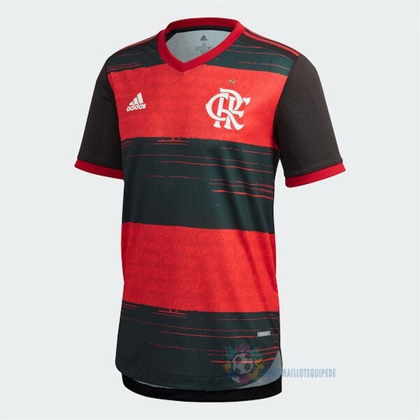 Magasin De Foot adidas Domicile Maillot Flamengo 2020 2021 Rouge