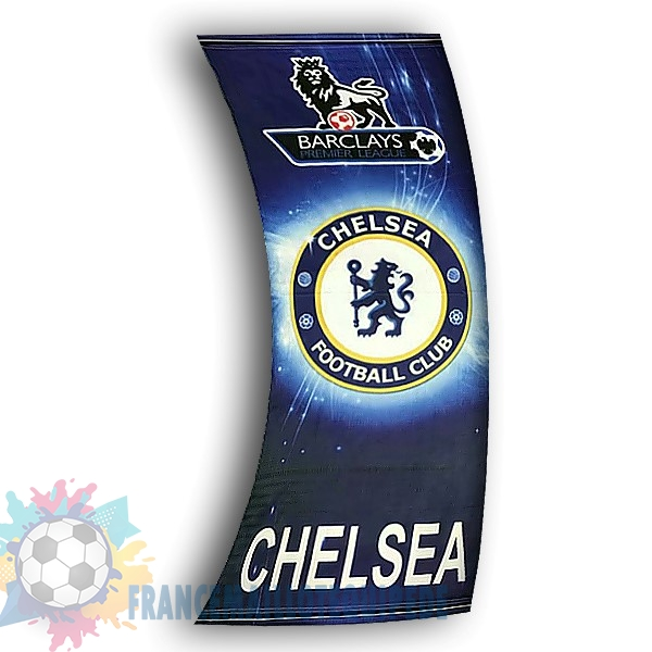 Magasin De Foot Football Drapeau de Chelsea Noir
