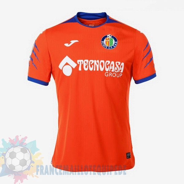 Magasin De Foot Joma Thailande Exterieur Maillot Getafe 2019 2020 Orange