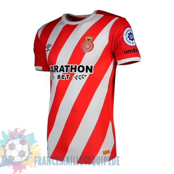 Magasin De Foot umbro Domicile Maillots Girona 18-19 Rouge
