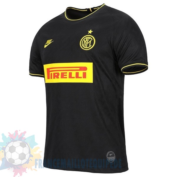 Magasin De Foot Nike Third Maillot Internazionale Milano 2019 2020 Noir