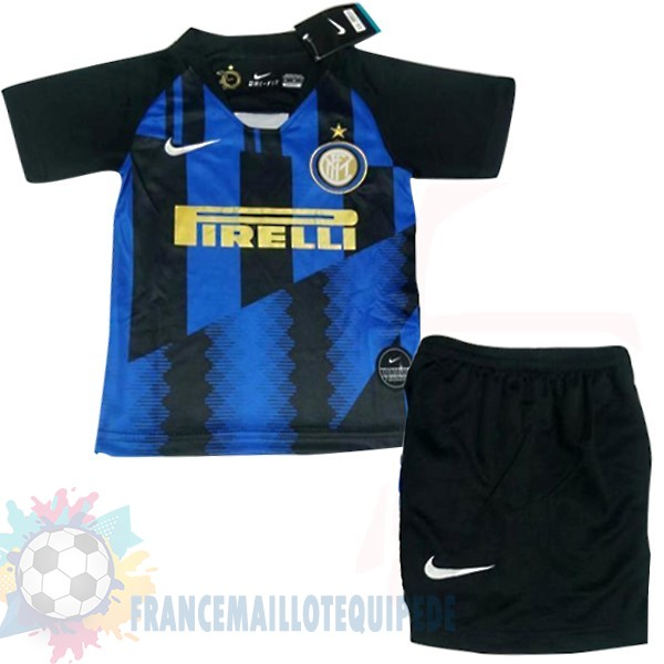 Magasin De Foot Nike Conjunto De Enfant Internazionale Milano 20Th Bleu Noir
