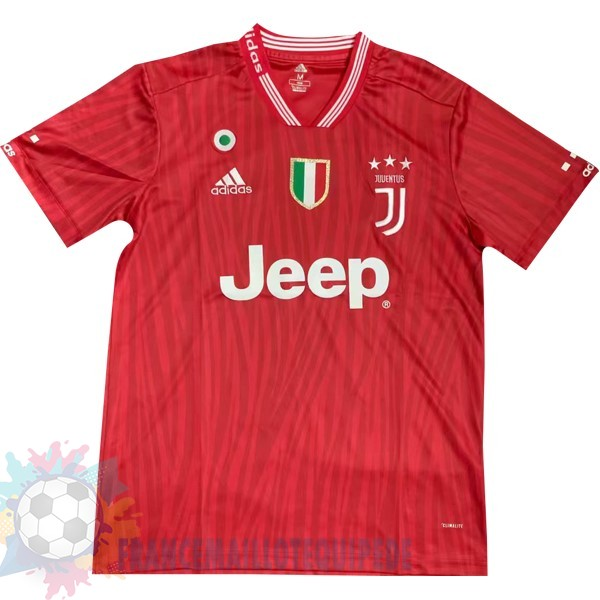 Magasin De Foot Adidas Concept Maillot Juventus 2019 2020 Rouge