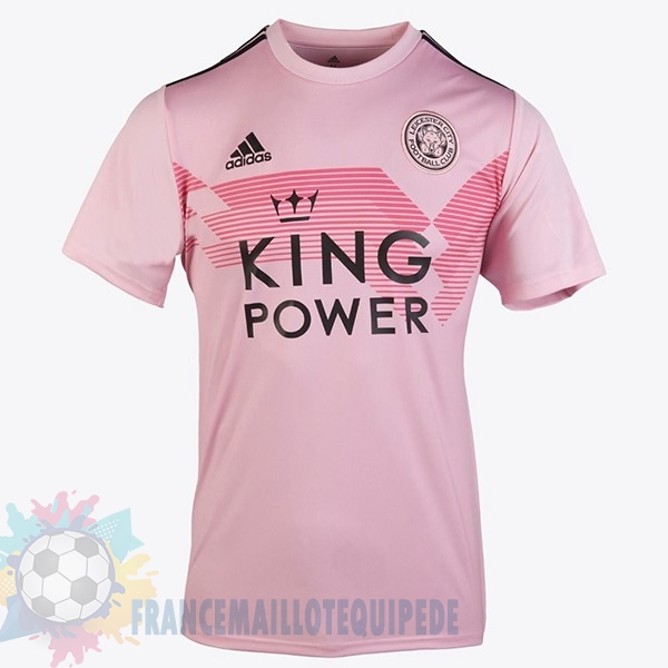 Magasin De Foot adidas Exterieur Maillot Femme Leicester City 2019 2020 Rose