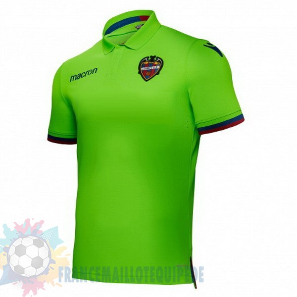 Magasin De Foot Macron Third Maillot Levante 2018 2019 Vert