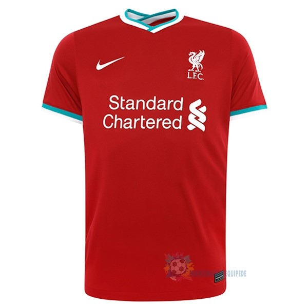Magasin De Foot Nike Domicile Maillot Liverpool 2020 2021 Rouge
