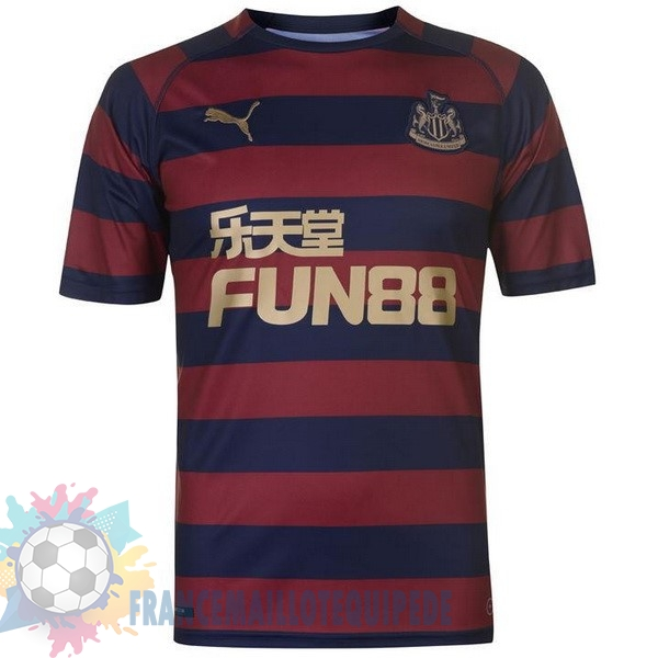 Magasin De Foot PUMA Exterieur Maillots Newcastle United 2018-2019 Rouge